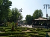 01. La plaza de Coyoacan