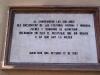 13. Cartel en el templo de la Cruz