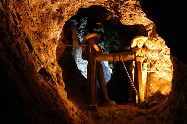 Trabajadores de las minas