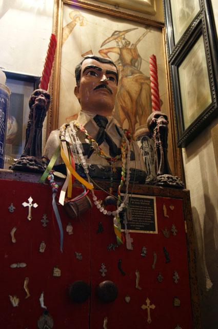 Altar a Malverde