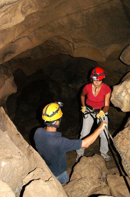 03 descendiendo la caverna