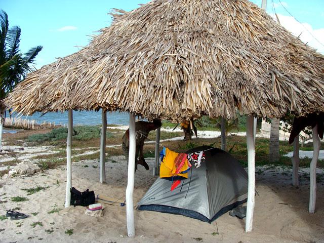 00b Nuestro campamento en Chabihau