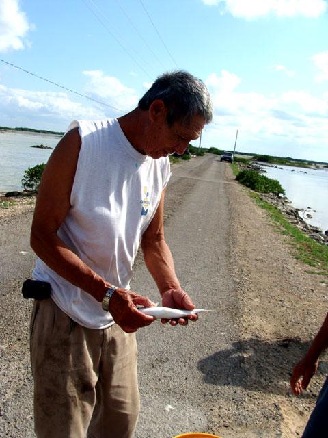 04 Pescadores locales