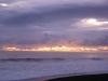 35. Atardecer en la playa de Carate