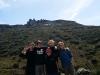 24. Con Zach, Jeremy y Javier - amigos de travesia