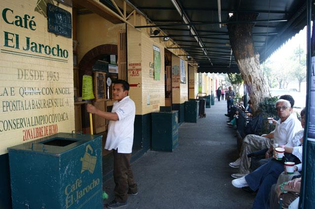 15. Cafe El Jarocho