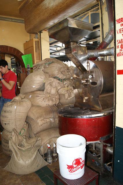 16. Bolsas de cafe