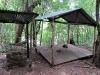20. Zona de acampar