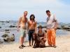 08 Eduardo, Choco y el chucho con Viajero sustentable