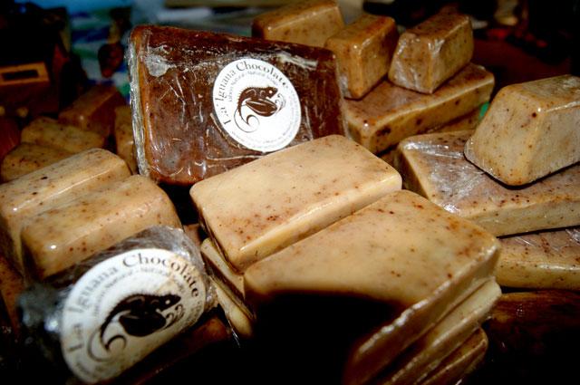 13 Productos Iguana Chocolate