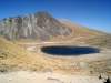 Laguna de la luna, volcán Nevado de Toluca
