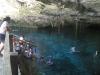 15a Cenote dos ojos