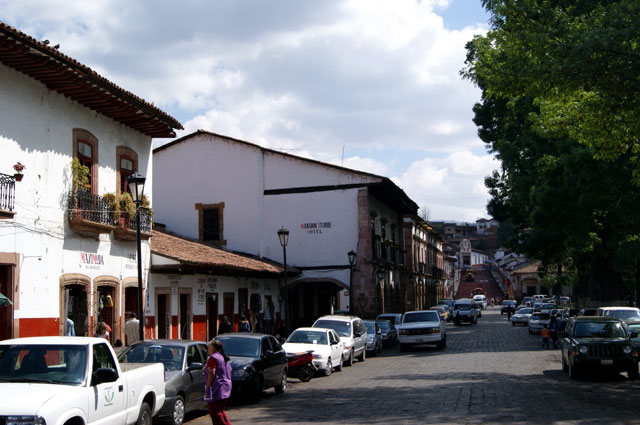 Calle de Pátzcuaro