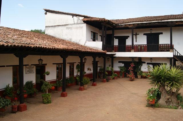 Casa de los Once Patios
