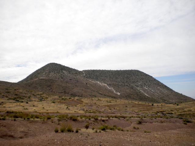 21b. El cerro del quemado