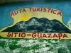 18 Ruta turistica Sitio-Guazapa