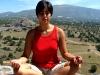 05. Eli meditando en la piramide del sol