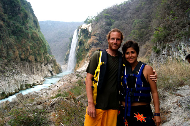 11 Viajero sustentable en Tamul