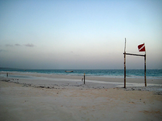 02. La playa de Tulum