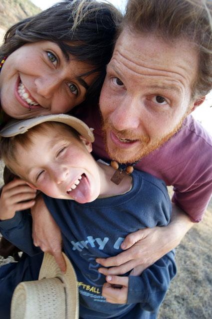 Eli, Ilán y Ale