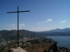 Otra cruz en la Peña