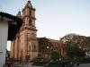 Iglesia del zócalo en Valle de Bravo