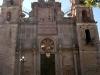 Fachada del Templo de Santa María Ahuacatlán