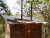 El baño seco del Bosque Village