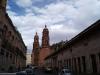 Caminando por el centro de Zacatecas