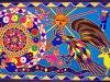 Arte hiuchol en el museo Zacatecano