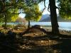 Acampando en Punta Mattos
